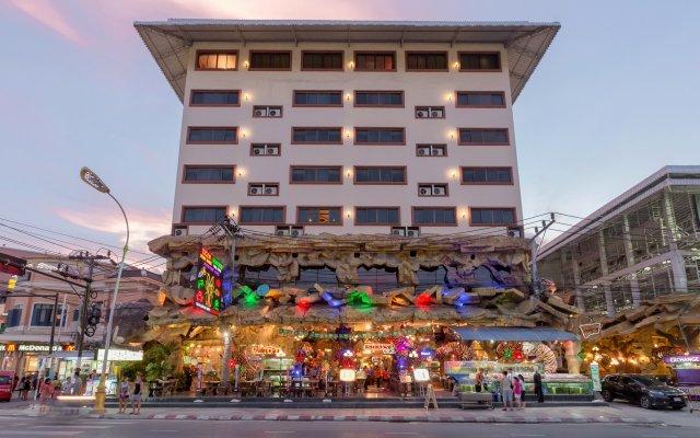 Tiger Hotel (Complex) вид на фасад