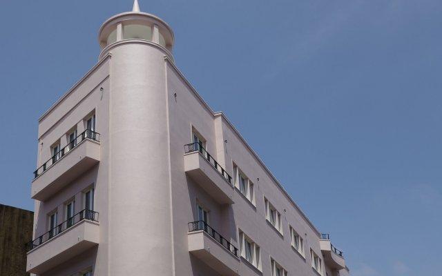 Отель Casa Rosa Порту вид на фасад