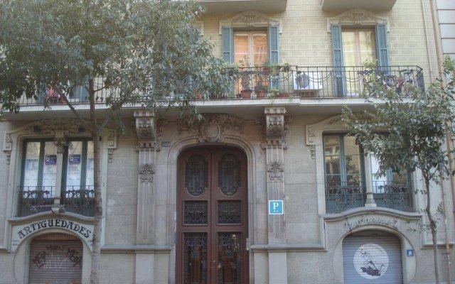 Отель Hostal Felipe 2 вид на фасад