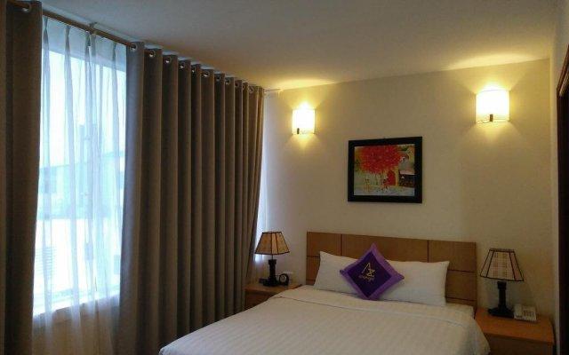 Отель Santa 2 Ханой комната для гостей