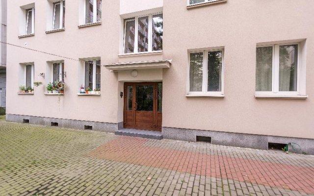 Отель P&O Apartments Emilii Plater 3 Польша, Варшава - отзывы, цены и фото номеров - забронировать отель P&O Apartments Emilii Plater 3 онлайн вид на фасад