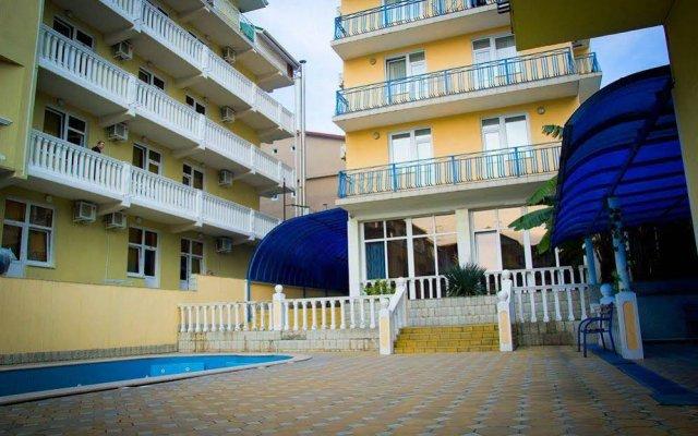 Marina Hotel вид на фасад