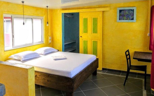 Отель Sunset Hill Lodge Французская Полинезия, Бора-Бора - отзывы, цены и фото номеров - забронировать отель Sunset Hill Lodge онлайн комната для гостей