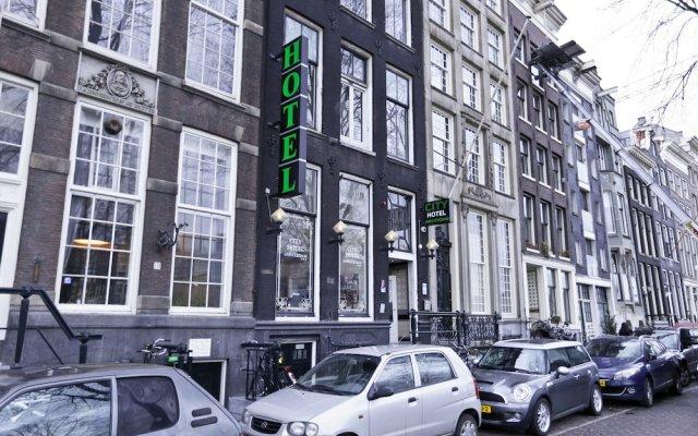 Отель City Hotel Amsterdam Нидерланды, Амстердам - отзывы, цены и фото номеров - забронировать отель City Hotel Amsterdam онлайн вид на фасад