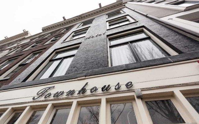 Отель Itc вид на фасад