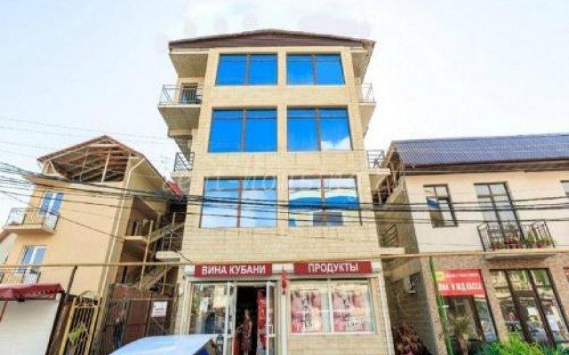 Гостиница Esse House вид на фасад