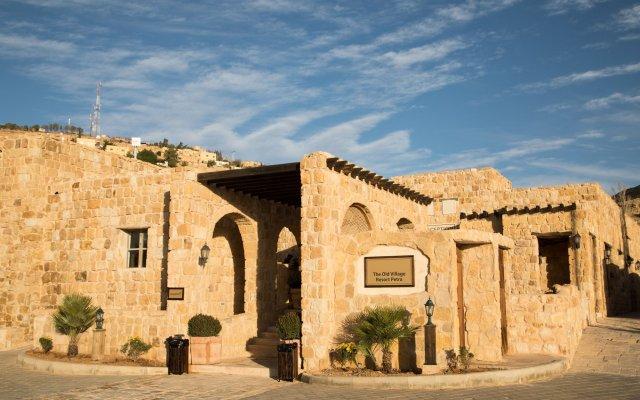 Отель Old Village Resort-Petra Иордания, Вади-Муса - отзывы, цены и фото номеров - забронировать отель Old Village Resort-Petra онлайн вид на фасад