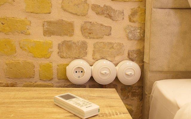Отель Liston Suite Piazza Греция, Корфу - отзывы, цены и фото номеров - забронировать отель Liston Suite Piazza онлайн ванная