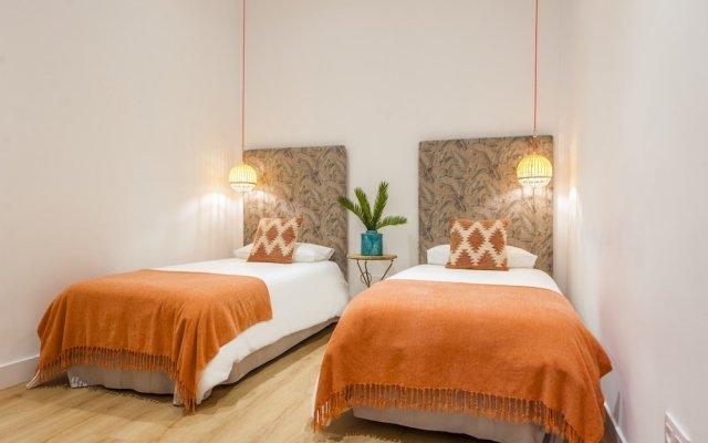 Отель Apartamento Puerta del Sol VI Испания, Мадрид - отзывы, цены и фото номеров - забронировать отель Apartamento Puerta del Sol VI онлайн вид на фасад
