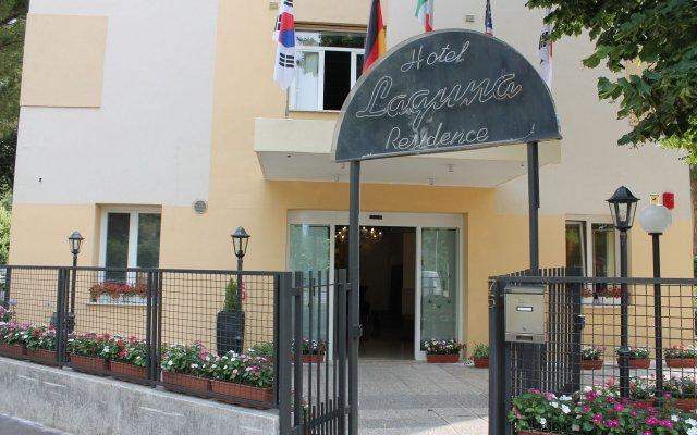 Отель Residence Hotel Laguna Италия, Маргера - отзывы, цены и фото номеров - забронировать отель Residence Hotel Laguna онлайн вид на фасад