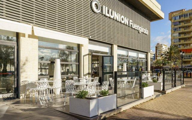 Hotel ILUNION Fuengirola вид на фасад