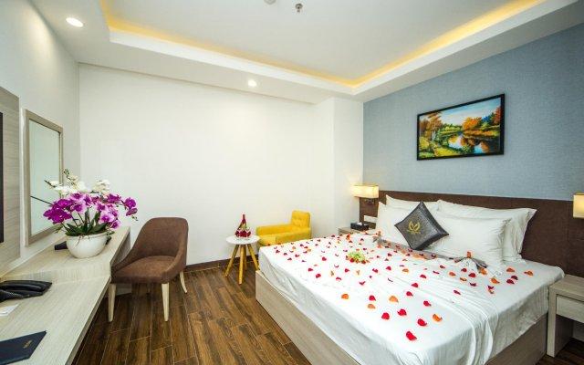 Volga Nha Trang hotel Нячанг комната для гостей