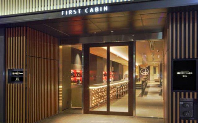 Отель First Cabin Tsukiji вид на фасад