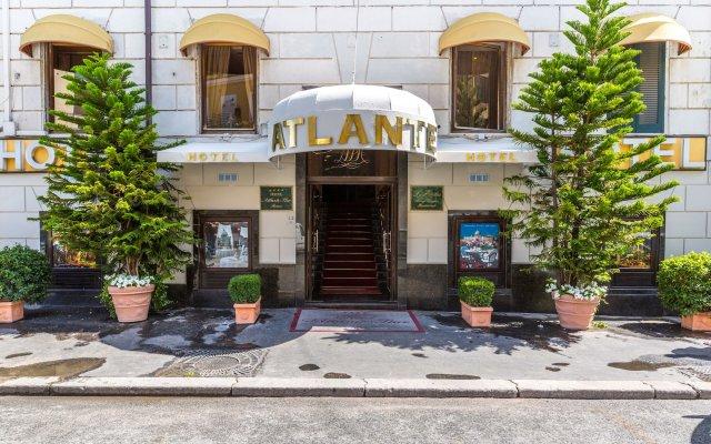 Отель Atlante Star Hotel Италия, Рим - 1 отзыв об отеле, цены и фото номеров - забронировать отель Atlante Star Hotel онлайн вид на фасад