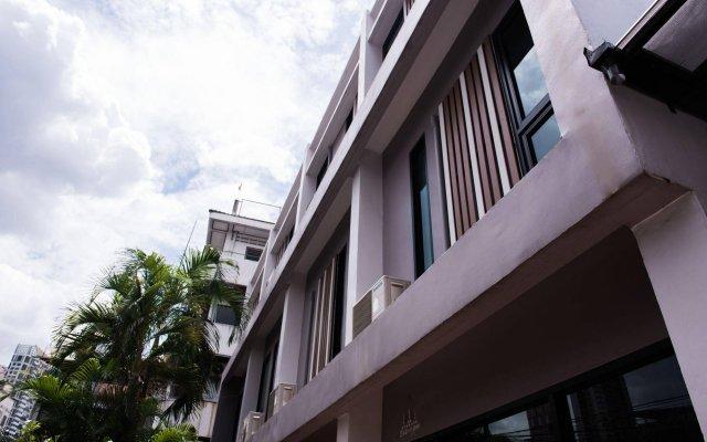 Отель Varinda Hostel Таиланд, Бангкок - отзывы, цены и фото номеров - забронировать отель Varinda Hostel онлайн вид на фасад