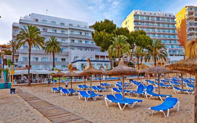 Hotel Spa Flamboyan Caribe пляж