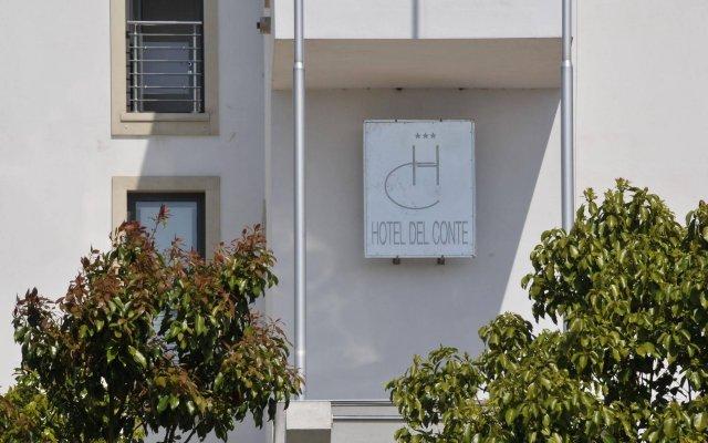 Отель del Conte Италия, Фонди - отзывы, цены и фото номеров - забронировать отель del Conte онлайн вид на фасад
