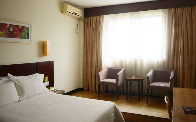 Отель City Inn Shenzhen Китай, Шэньчжэнь - отзывы, цены и фото номеров - забронировать отель City Inn Shenzhen онлайн комната для гостей