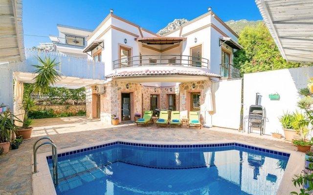 Villa Karsak by Akdenizvillam Турция, Калкан - отзывы, цены и фото номеров - забронировать отель Villa Karsak by Akdenizvillam онлайн