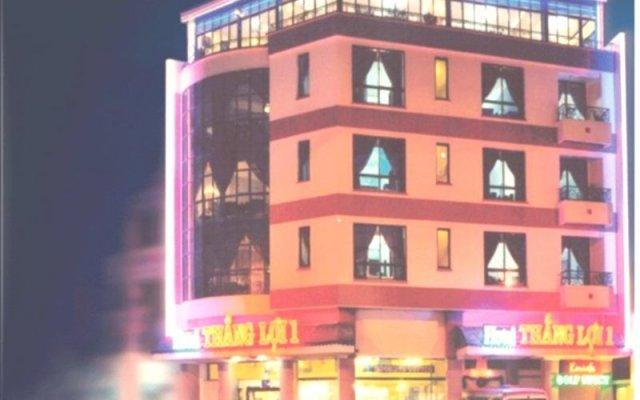 Отель Thang Loi I Далат вид на фасад