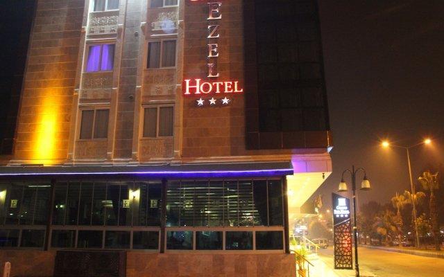 Grand Ezel Hotel Турция, Мерсин - отзывы, цены и фото номеров - забронировать отель Grand Ezel Hotel онлайн вид на фасад