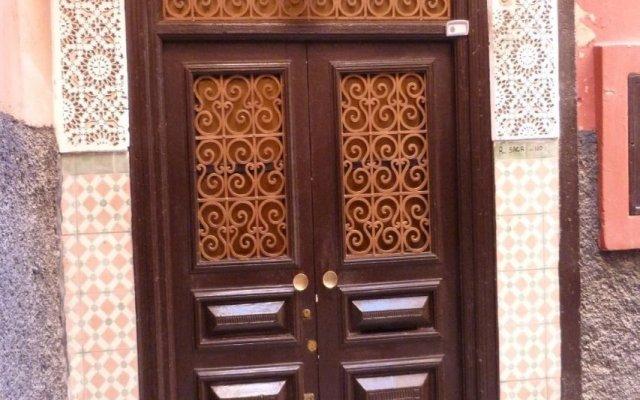 Отель Riad Sacr Марокко, Марракеш - отзывы, цены и фото номеров - забронировать отель Riad Sacr онлайн вид на фасад