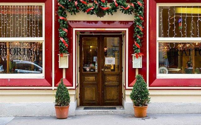Отель Graben Hotel Австрия, Вена - - забронировать отель Graben Hotel, цены и фото номеров вид на фасад