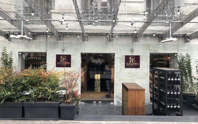 Badagoni Boutique Hotel Rustaveli вид на фасад