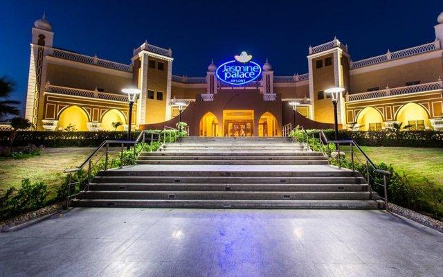 Отель Jasmine Palace Resort вид на фасад