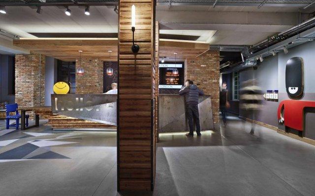 Отель Generator London вид на фасад