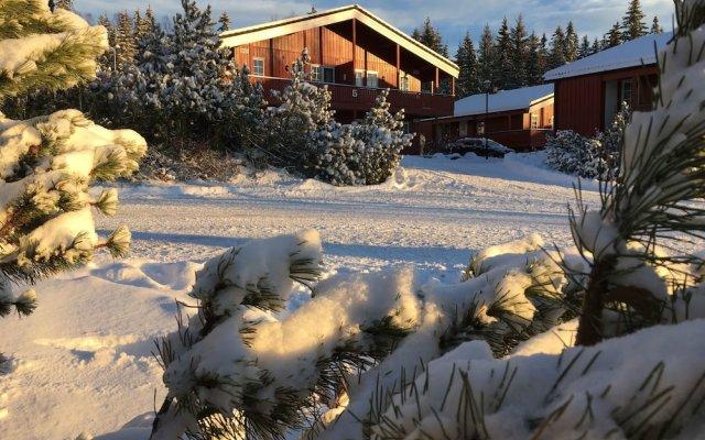 Отель Birkebeineren Apartments Норвегия, Лиллехаммер - отзывы, цены и фото номеров - забронировать отель Birkebeineren Apartments онлайн вид на фасад