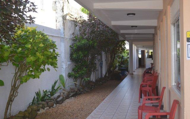 Hotel Paradiso вид на фасад