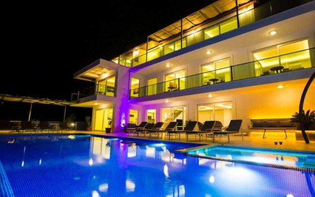 Villa Montana Турция, Патара - отзывы, цены и фото номеров - забронировать отель Villa Montana онлайн вид на фасад