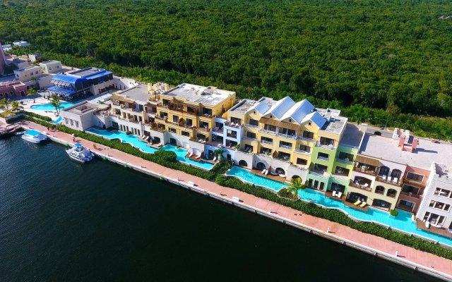 Отель Ancora Punta Cana, All Suites Destination Resort вид на фасад