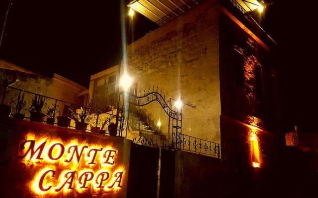 Отель Monte Cappa Cave House вид на фасад