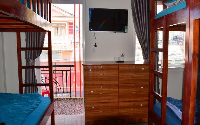 Отель Starlight Далат комната для гостей