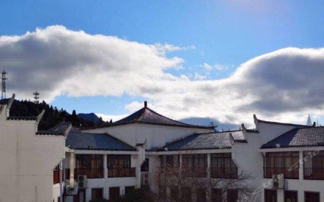 Jinggangshan Chenxin Hotel вид на фасад