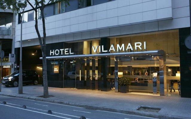 Отель Vilamarí Испания, Барселона - 5 отзывов об отеле, цены и фото номеров - забронировать отель Vilamarí онлайн вид на фасад
