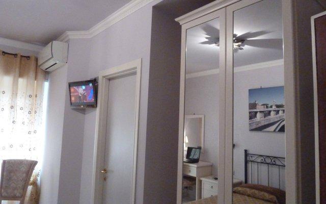 Отель Amicus Romae комната для гостей