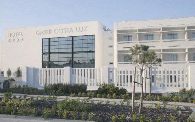 Отель Garbi Costa Luz вид на фасад