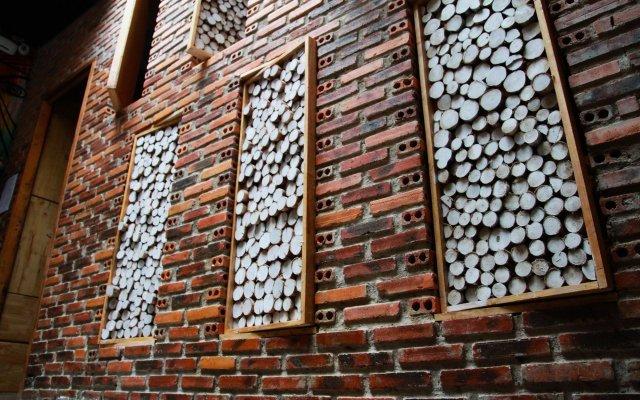 Gaia Hostel Далат вид на фасад