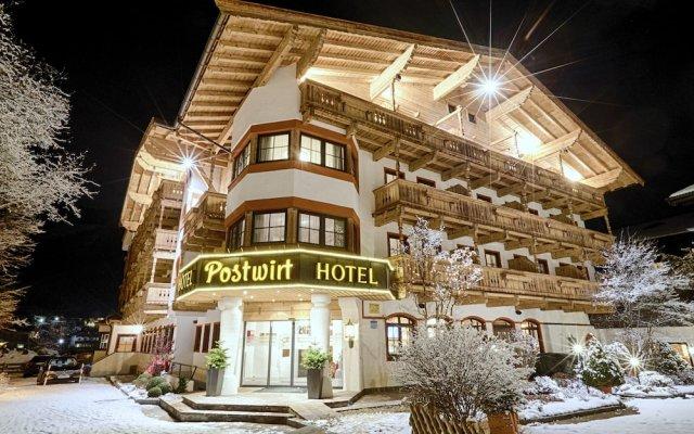 Hotel Postwirt вид на фасад