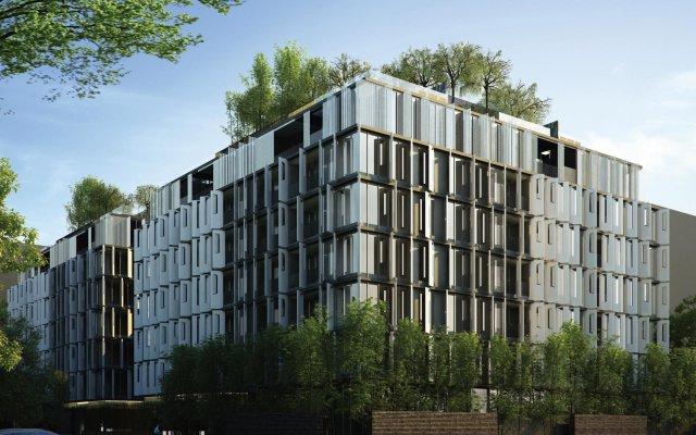 Апартаменты Apartment Siamese Gioia вид на фасад