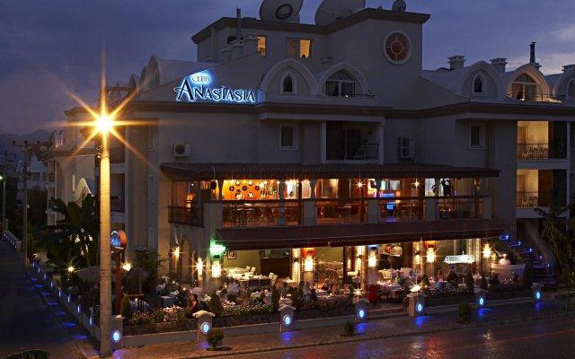 Club Anastasia - Family Hotel вид на фасад