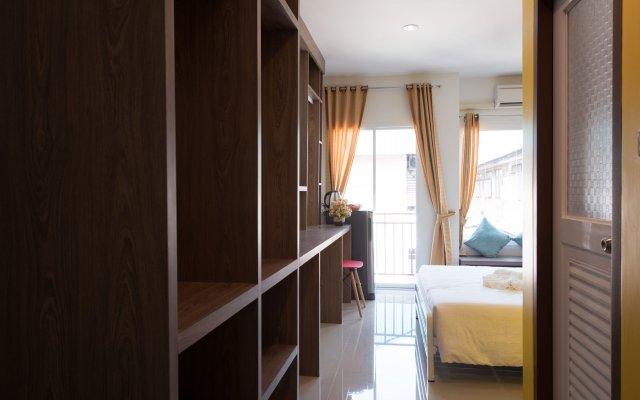 Отель Le Clarita Бангкок комната для гостей