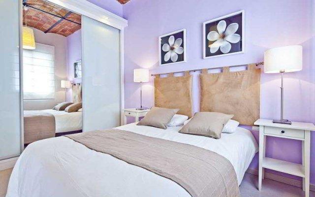 Отель Montserrat Испания, Барселона - отзывы, цены и фото номеров - забронировать отель Montserrat онлайн комната для гостей