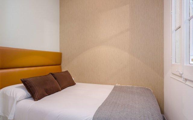 Апартаменты Urban District - St. Antoni Market комната для гостей