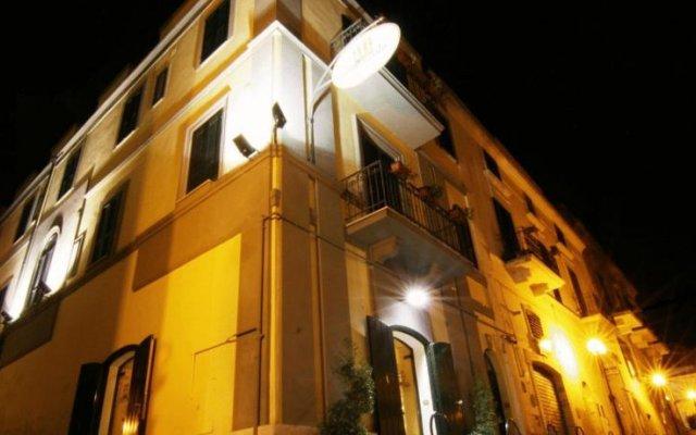 Отель Il Piccoloalbergo Матера вид на фасад