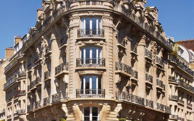 Le Dokhan's, a Tribute Portfolio Hotel, Paris вид на фасад