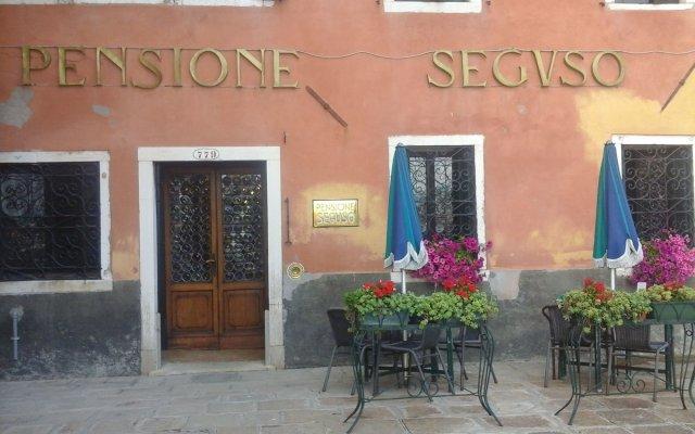 Отель Pensione Seguso Италия, Венеция - отзывы, цены и фото номеров - забронировать отель Pensione Seguso онлайн вид на фасад